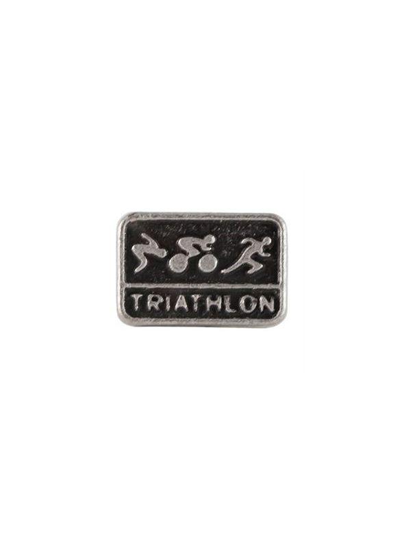 Triathlon Charm