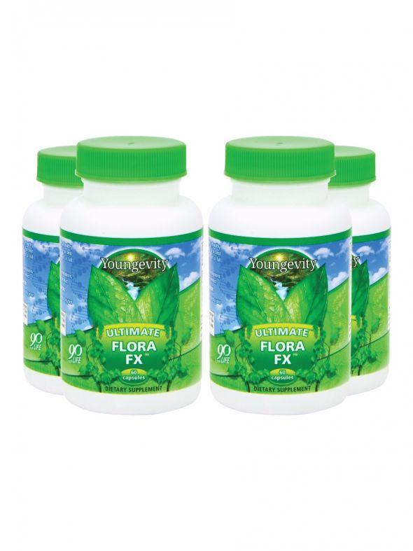 Ultimate Flora Fx™ - 60 capsules (4 Pack)