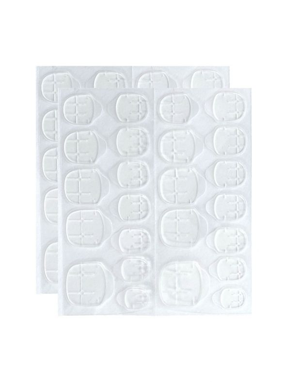 Self-adhesive Nail Tabs for JamPops