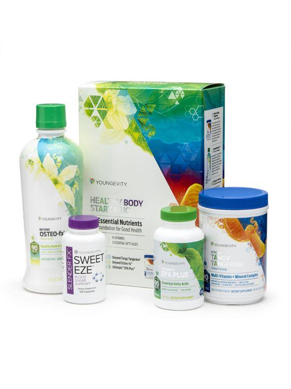 Healthy Body Blood Sugar Pak™ - Original