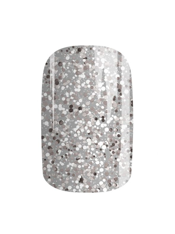 Silver Sparkle - Gel Strip