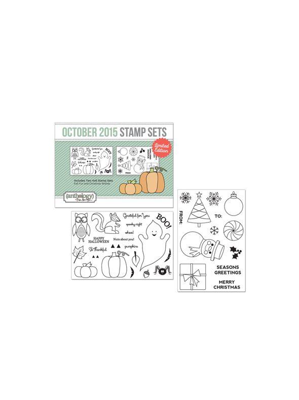 October Stamp Set