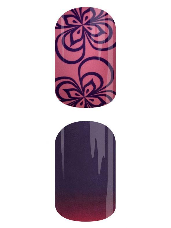 Nail Wrap StyleBox - October