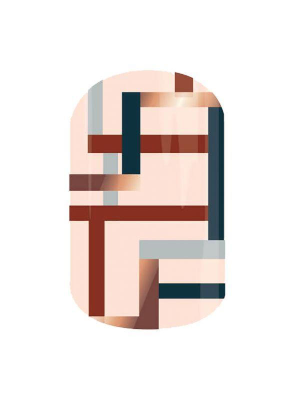 Cliff Hanger - Nail Wrap