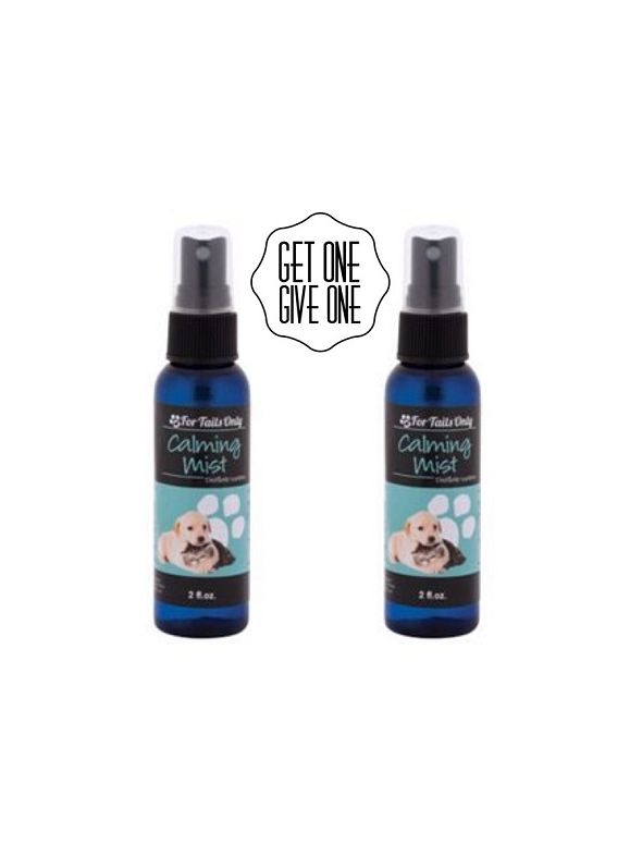 Calming Mist [QTY: 2; Give One Get One FREE]
