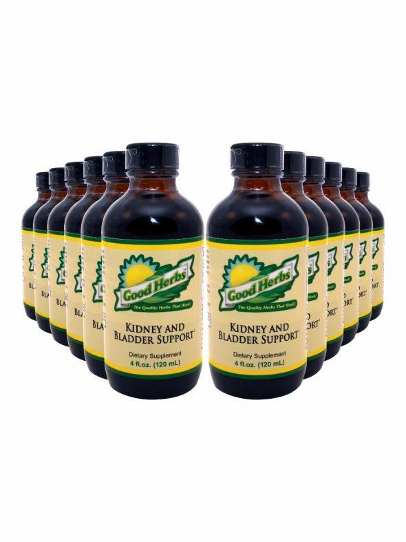 Kidney and Bladder Support (4oz) - 12 Pack
