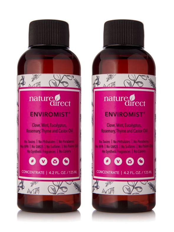 Nature Direct EnviroMist® Concentrate Bundle